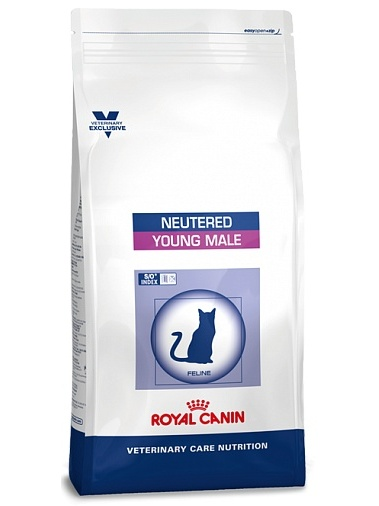 Royal Canin Neutered Young Male Food Neutered Cats, Cat Food, For Cats, 1,5 Kg