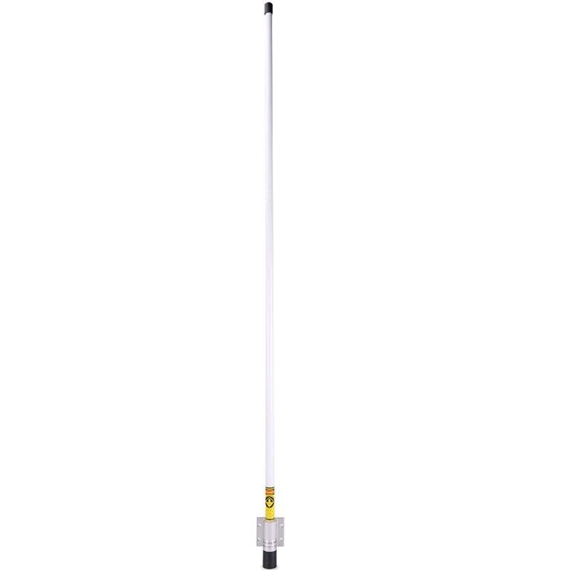 VHF 156mhz Marine Antenna  Whip Fiberglass Antenna VHF156M AIS Marine Antenna 156-163M Fishing Boat Fiberglass
