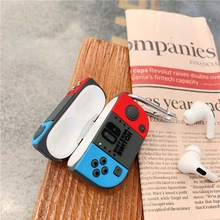 Gra Fanda wysokiej klasy osłona na słuchawki do futerałów Apple bluetooth do etui Airpods Pro 3 do etui Airpods 3 tanie tanio VBNM Słuchawki Przypadki for airpods 3 Silikon