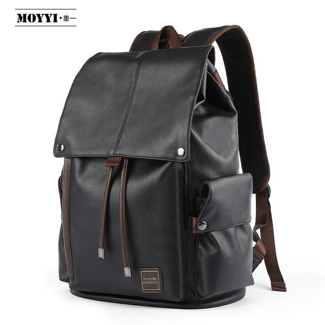 MOYYIที่มีชื่อเสียงยี่ห้อสไตล์โรงเรียนกระเป๋าเป้สะพายหลังกระเป๋าออกแบบที่เรียบง่ายกันน้ำCasual Daypacks Mochila 2019