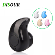 S530 Wireless Earphone Mini Invisible Sport Stereo Bluetooth Headphone With Micphone Handfr