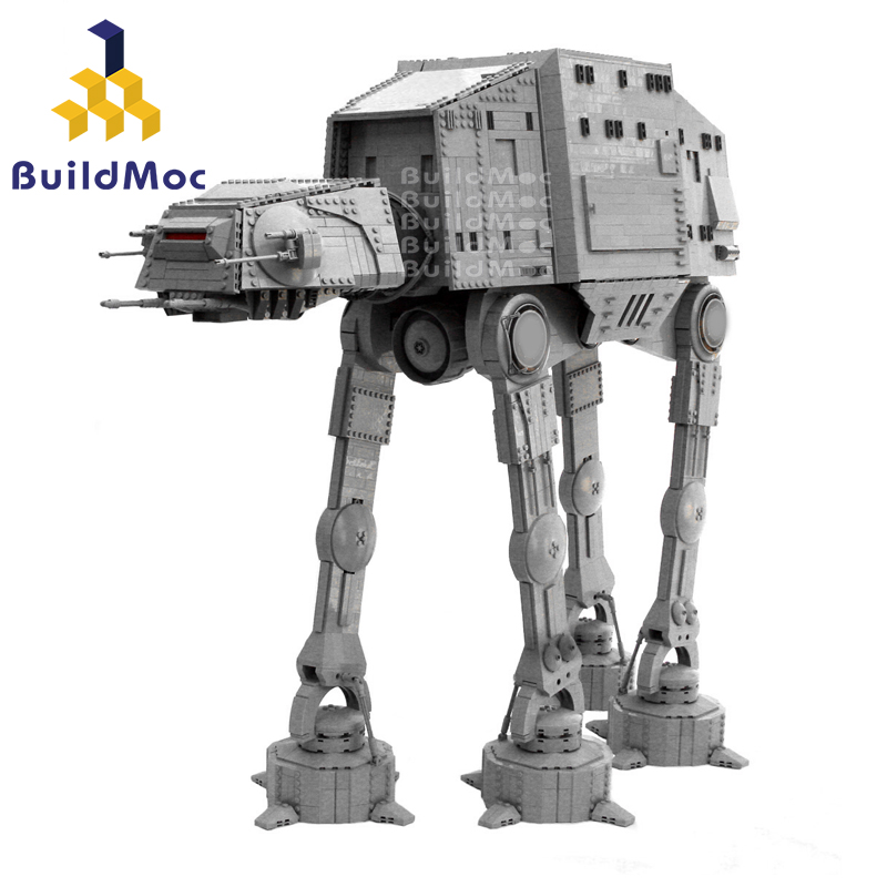 Star Wars All Terrain Armored Walker AT-AT Model Star Toys Wars With Lepining ATAT Set Toys Kids Gifts Building Blocks Toys