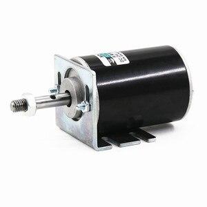 Image 4 - Motor de CC Marshmallow de 3420, 52mm, 12V, 24V, 30W, 3500 7000rpm, Motor de cepillo de velocidad ajustable con eje de tornillo, envío gratis
