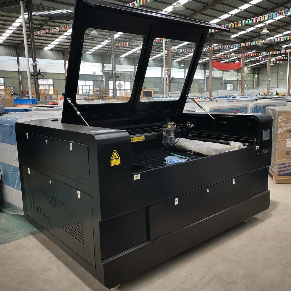 3*4ft Metal & Non Metal Laser Cutting Machine Co2 Laser Cutter 130w 150w 1390 Cnc Laser Engraving Machine For Steel Sheet