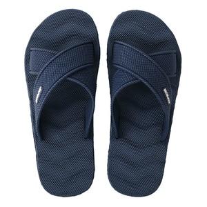 Image 2 - Pantoufles dintérieur dété pour hommes, chaussures dintérieur, pantoufles plates pour la salle de bain, la douche, la chambre à coucher