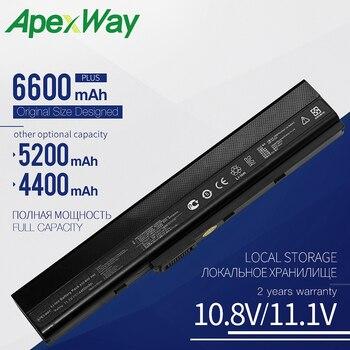 4400mAh laptop battery for ASUS K52J K42N K52 K52D K52DE K52DR K52DV K52DY K52F K52JB K52JC K52JE K52JK K52JR K52JT K52JU K52JV цена 2017