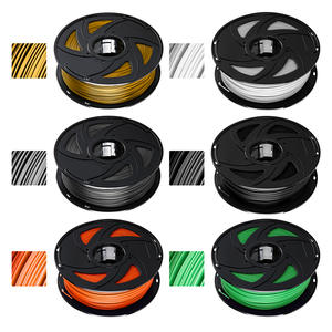 XVICO PLA Filament Spool 3d-Printer Orange Silver Black Gold White Green Makerbot-Parts