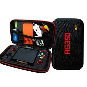 Image 5 - Nieuwste Rg 350 Retro Handheld Video Game Console Portatil Mini Game Console Retro 64bit Opendingux 3.5Inch Ips Scherm 2500 + Games