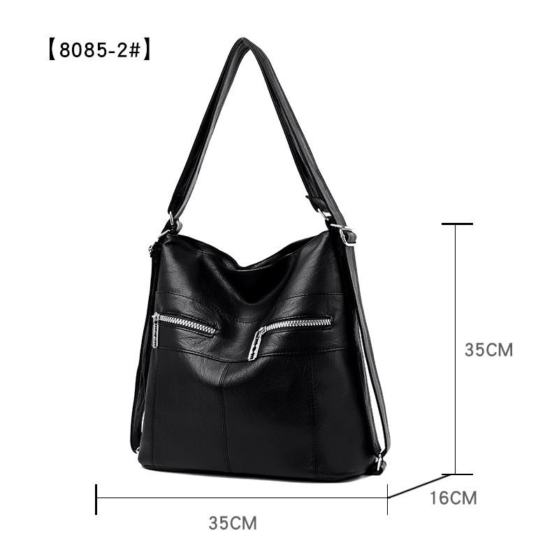 H3d7da47c808d4152a1632abcb47316f9J - Women's Large Capacity Hobo Bag