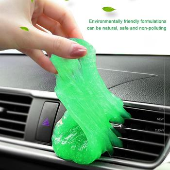 Universal Multifunction Soft Car Cleaning Glue Cleaner Dust Gel To Remove Dust Keyboard Cleaning Camera Air Outlet Cleaner image