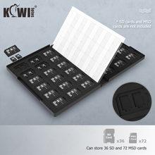 108 слотов для карт чехол держателя карты памяти хранения дорожный