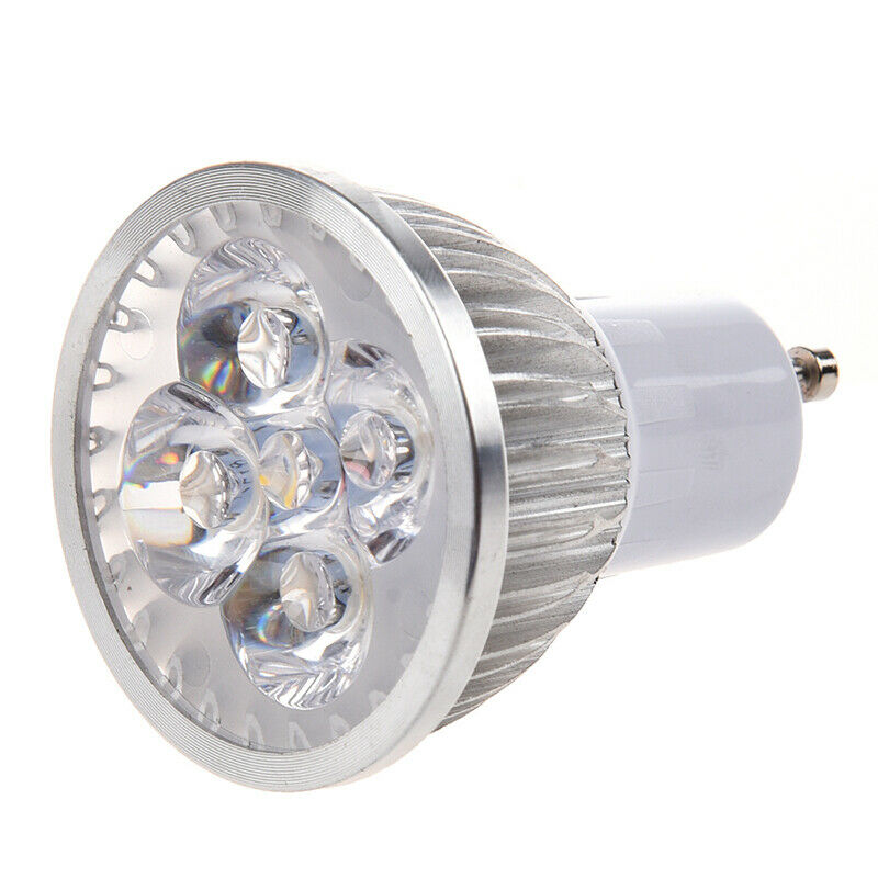 Lighting GU 10 LED Spotlight Dimmable GU10 LED Lamp 3W 4W 5W 110V 220V Red Green Blue Lampada LED Bulbs Light Spot Candle