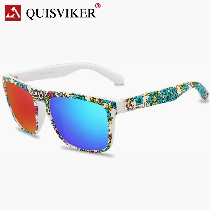 QUISVIKER Brand Polarized SunGlasses Men Women Sunglasses Outdoor Sport  Goggles Driving Eyewear UV400 Sun Glasses|Men's Sunglasses| - AliExpress