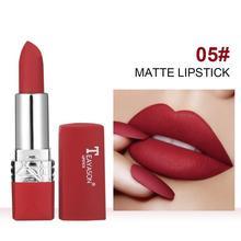 13 kolorów matowe szminki wodoodporne matowe aksamitne szminki pomadki do ust kosmetyczne łatwe w noszeniu czerwone szminki do makijażu Maquillaje TXTB1 tanie tanio FOCALLURE CN (pochodzenie) Lipstick