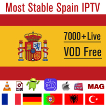 Spanish IPTV Spain Germany French Portugal Arabic IPTV M3u Android Smart tv MAG Subscription IPTV France Sweden Spain IP TV цена 2017