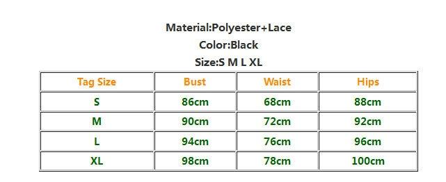 Lace Bodysuit Womens Sexy Lingerie One Piece Babydoll Underwear Sex Lingerie Sleepwear Plus Size