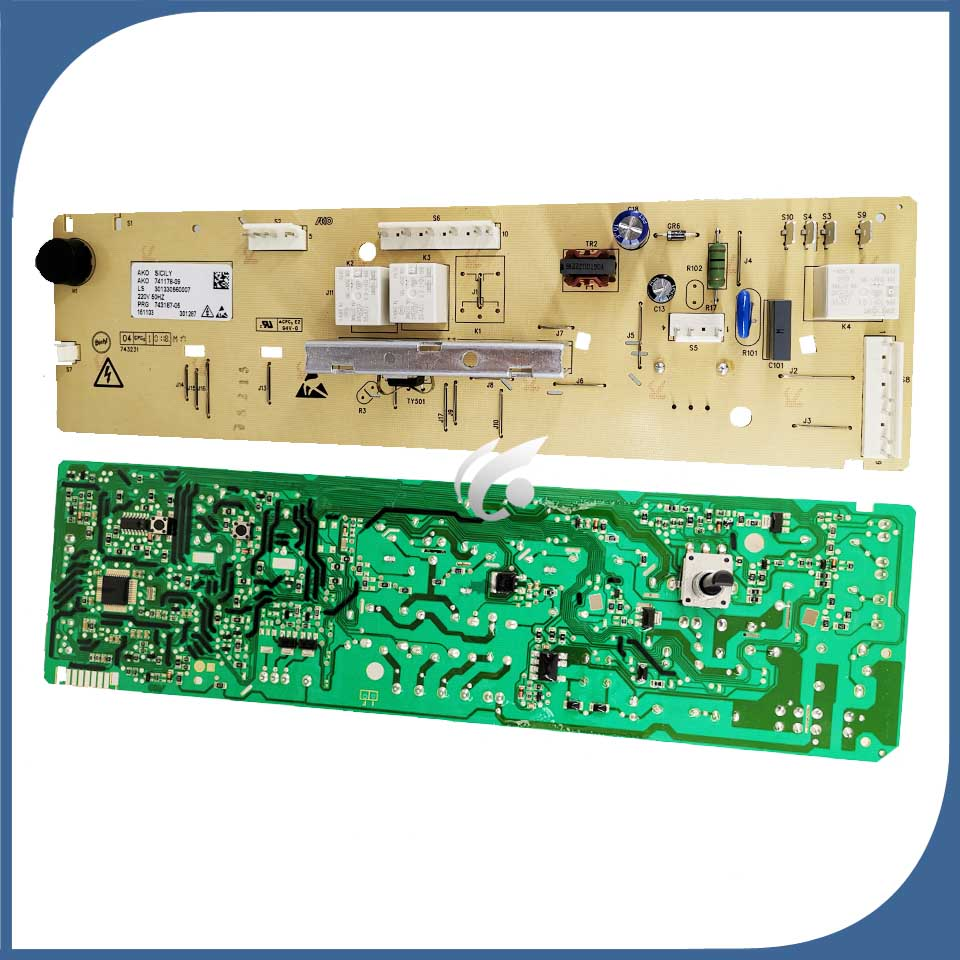 New For Washing Machine Board Computer Board MFS50-8301 301330560007 17138100002187 Motherboard