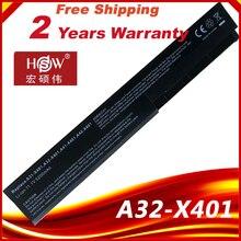 מחשב נייד סוללה עבור Asus X301A X301U X401 X401A X401U X501 X501A X501U A31 X401 A32 X401 A41 X401 A42 X401
