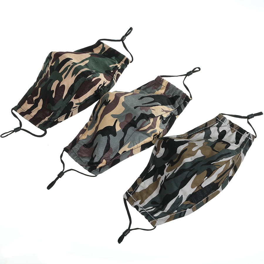 Cotton Camouflage Protective Wear 16