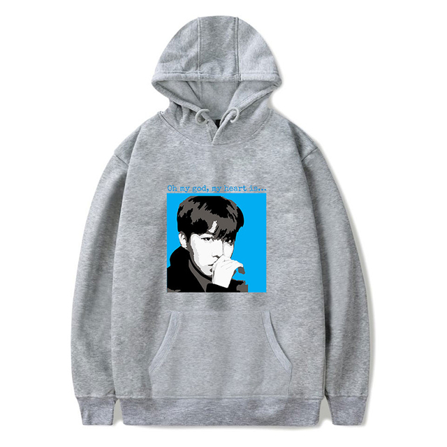 BANGTAN BOYS PHOTO MEMBER HOODIE (28 VARIAN)