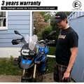 Luci del motociclo Faro Per BMW F800GS F800R F700GS F650GS Avventura Motocicli Completo HA CONDOTTO il Proiettore Faro di Assemblaggio