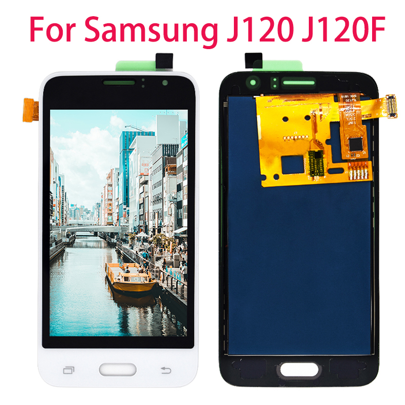 J120f <font><b>lcd</b></font> Für <font><b>SAMSUNG</b></font> <font><b>GALAXY</b></font> J1 2016 <font><b>LCD</b></font> <font><b>J120</b></font> J120f J120M J120H Display Touchscreen Digitizer display für <font><b>Samsung</b></font> j120f image