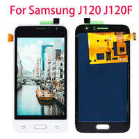 J120f lcd pour SAMSUNG GALAXY J1 2016 LCD J120 J120f J120M J120H affichage écran tactile numériseur affichage pour Samsung j120f