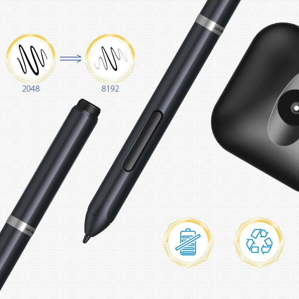 XP-Stift Deco01Graphic Tablet Zeichnung Tablet Digitale tabletten 8192 Ebene Art Animation Für Kinder Windows Stift Tablet
