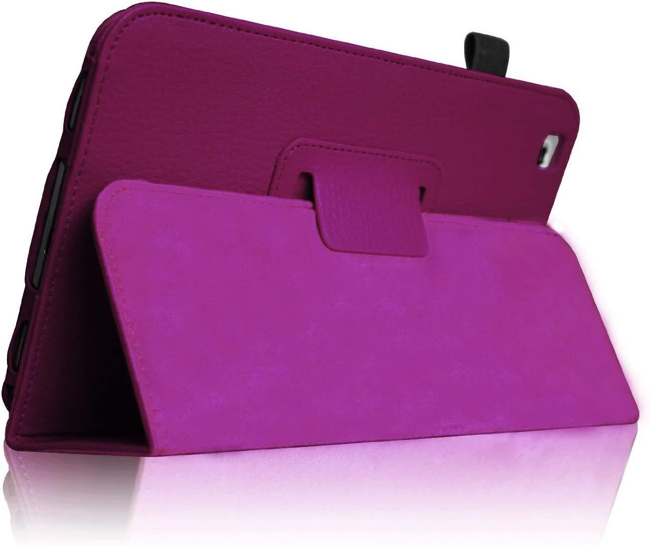 Étui pour tablette en cuir pour Samsung Galaxy Tab 3 8.0 T310 T311 SM-T310 SM-T311 étui de protection pour tablette