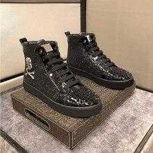Star bags PPSkull brand men's shoes 2020 new Italian design