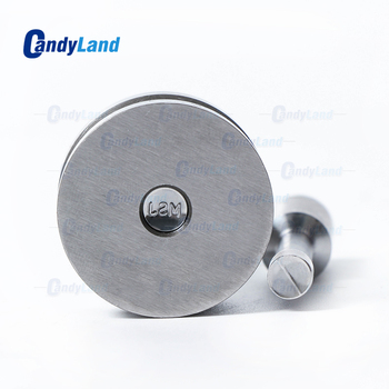 CandyLand MSL Tablet Die Pill Press Die Candy Punch Die Set Custom Logo Punch Die Cast Pill Press For Tablet TDP Machine фото