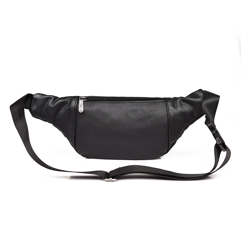Chest Pack Men Outdoor Sports Casual Korean-style Street Fashion Shoulder Bag Wallet Single-shoulder Bag Fashion New Style Fashi