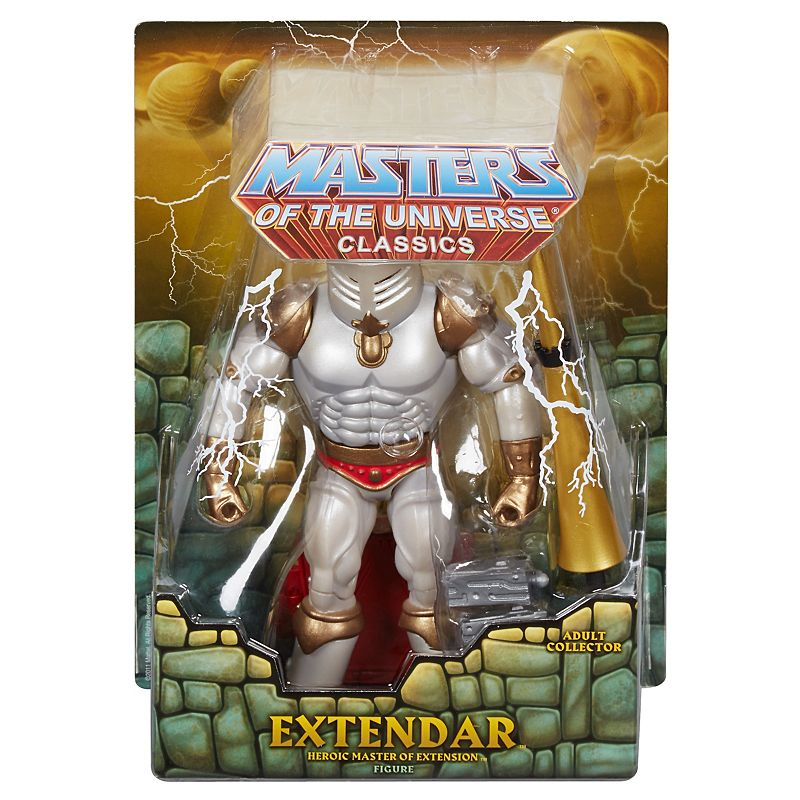 MOTUC Masters of the Universe Grizzlor 2.0 Filmation Super7 Club Grayskull New