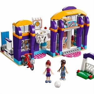 Image 2 - Lepining  Friends set Girl Series Toys Dolphin Cruiser Competible 41015 Model Building Blocks Bricks Educational Kids Toys Gifts