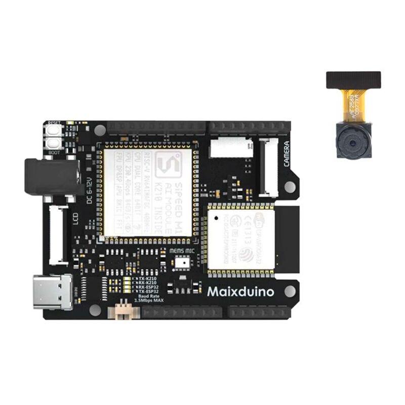 Maixduai искусственный интеллект k210 макетная плата RISC-V AI + Лот ESP32 Sipeed