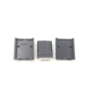 Image 5 - 2SETS  For NGC SNES N64  Connector Male Cable 12Pin Multi Out Connector/Plug AV Repair DIY For GameCube