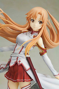 Image 2 - 21cm Japanese Anime KOTOBUKIYA ASUNA Aincrad 1/8 Painted PVC Action Figure SWORD ART ONLINE SAO Collectible Model Toys Gift