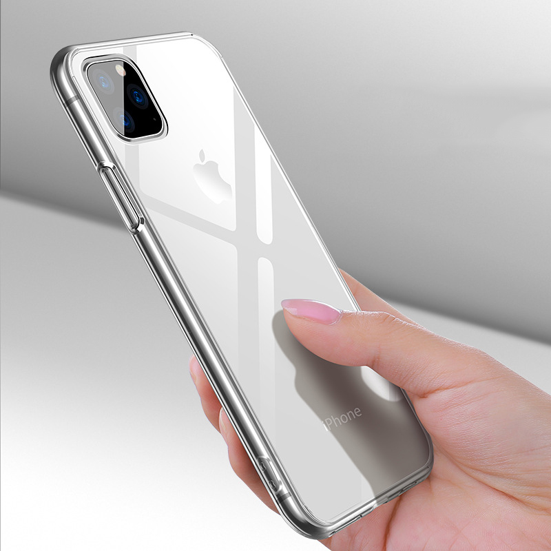 Image 5 - Felkin Clear Silicone Phone Case for iPhone 11 Pro Max Xr X XS Max 5 6 7 8 Plus Soft TPU Phone Case for iPhone 11 Pro Xr XS Max-in Fitted Cases from Cellphones & Telecommunications
