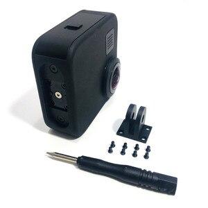 Image 5 - Montagem base de metal de substituição 1/4 screw screw parafuso tripé base de montagem selfie vara adaptador de montagem para gopro hero 8/max acessórios da câmera