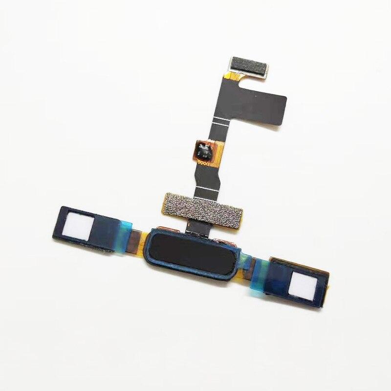 5pcs/lot For Nokia 8 Home Button back Key Touch ID Fingerprint Sensor Flex Cable Repair Parts