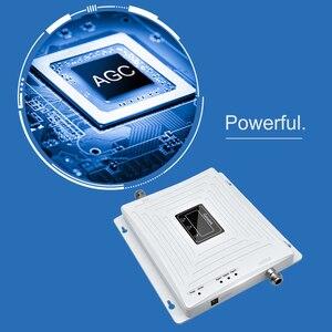Image 4 - Lintratek tribanda B1 + B3 + B7 3G UMTS 2100mhz GSM 4G LTE 1800mhz 2600mhz LCD الهاتف المحمول gsm مكرر إشارة الداعم مكبر للصوت