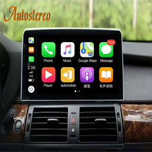 12.3 Android 10.0 128 For BMW X5 E70 For BMW X6 E71 2007 2013 Car GPS Navigation Auto Stereo Radio Recorder Head Unit Multimedia