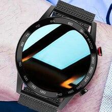 Para huawei xiaomi android apple telefone smartwatch 2021 homens 360*360 ecg ppg relógio inteligente homem android bluetooth chamada ip68 à prova dip68 água