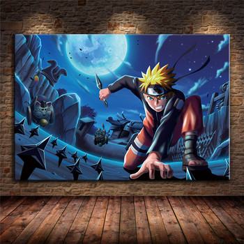 Hot Anime Naruto Posters Home Decoration Poster Hight Quality Canvas Painting Hight Quality Wall Art Home Decor No Frame 1