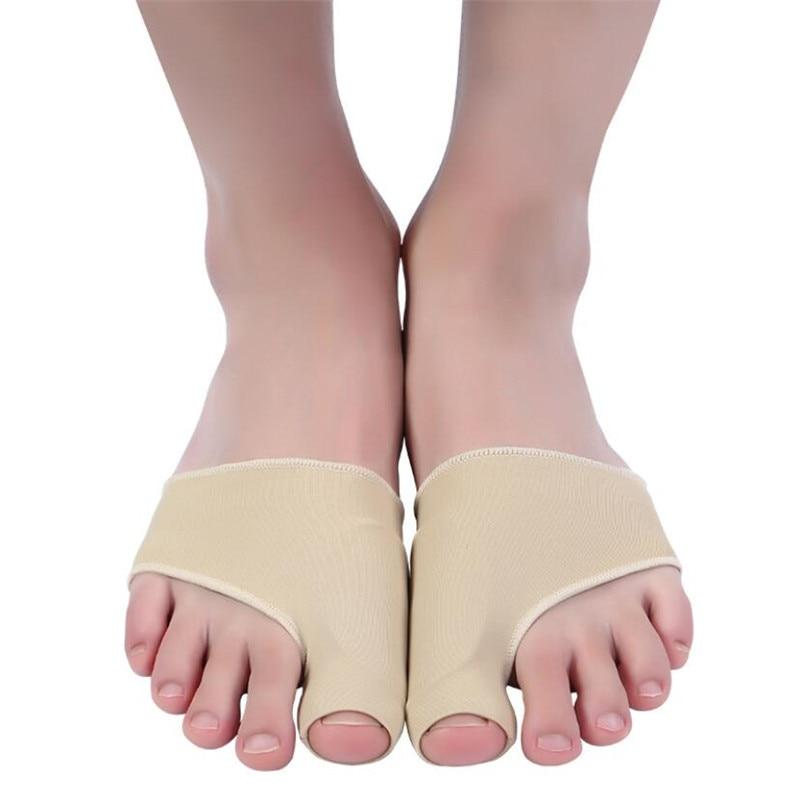 1 пара антимозольный гель рукавом исправление вальгусной деформации первого пальца стопы устройство облегчение боли в ногах, ухаживает за ...