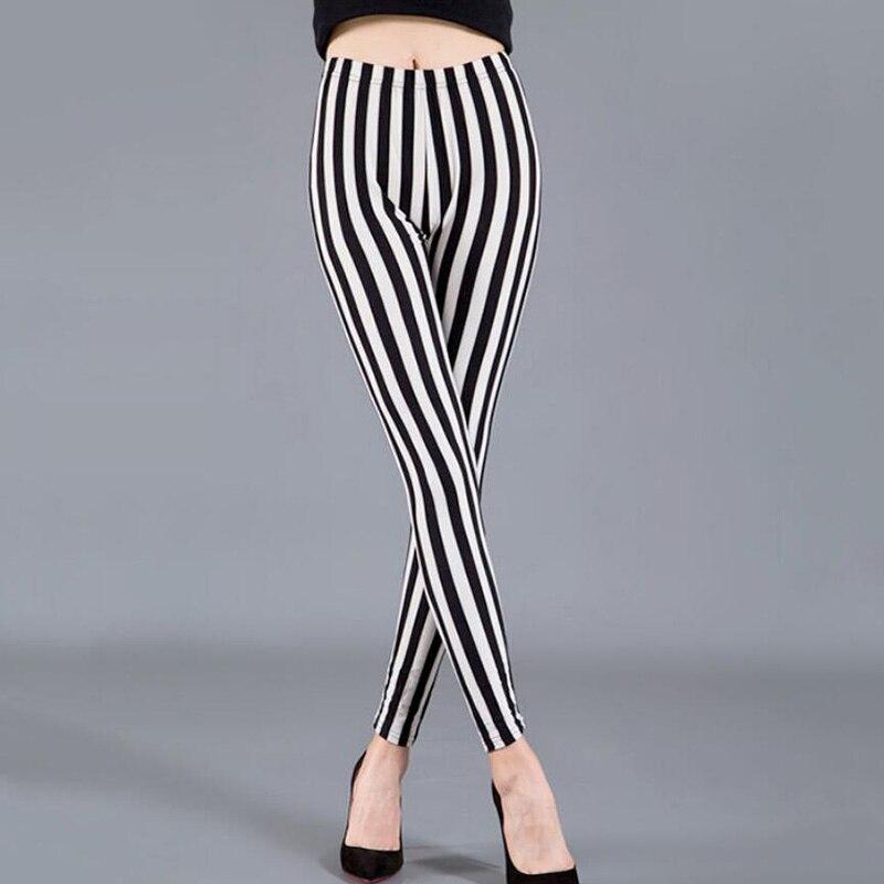 Straight stripes