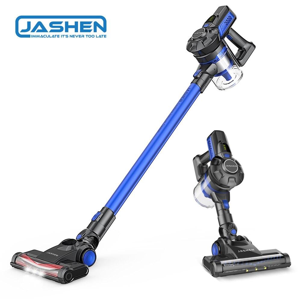 Aspirateur portatif/bâton à main Jashen V12s, batterie Rechargeable daspiration puissante