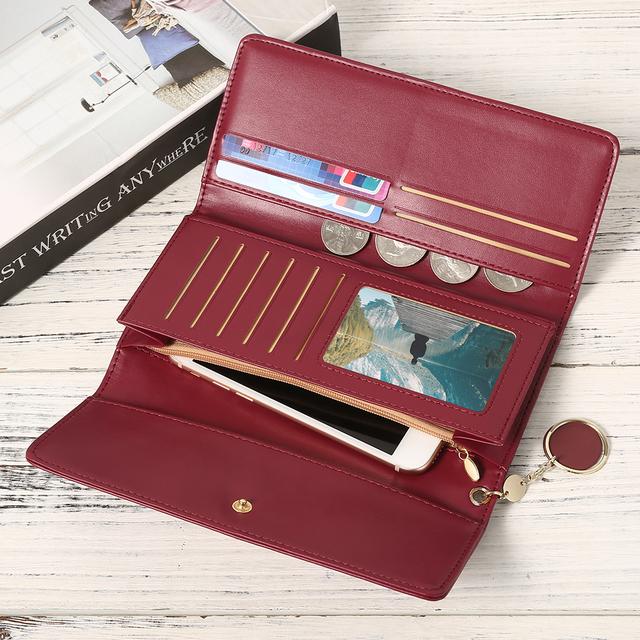 Multi-functional wallet for Females