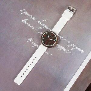 Image 5 - BOBO BIRD R28 relogio feminino Colorful Silicone Strap Womens Watches Quartz Wristwatches reloj mujer Women Watch Fashion Gifts
