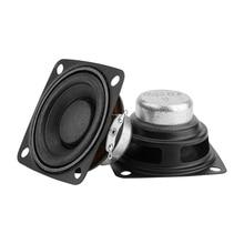 AIYIMA 2PC 2 นิ้ว Full Range เครื่องขยายเสียงลำโพง 4 Ohm 10W 15W 20W ลำโพง DIY สำหรับลำโพงเสียง Bluetooth